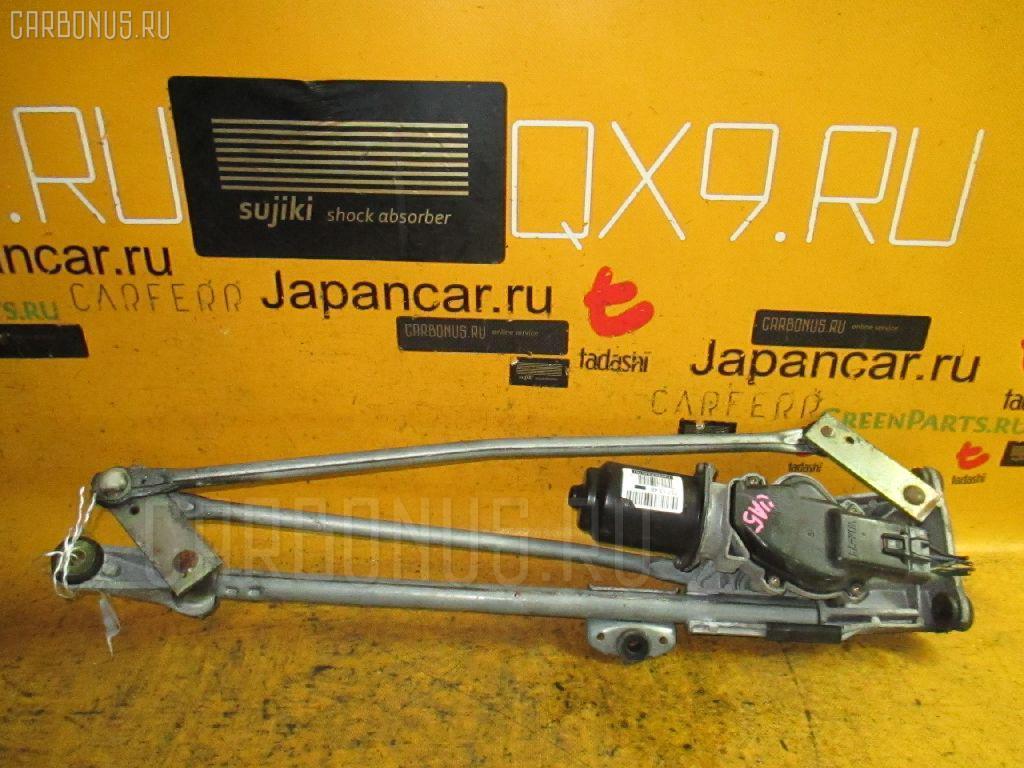 Мотор привода дворников Honda Inspire UA5 Фото 1