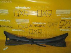 Решетка под лобовое стекло Subaru Legacy b4 BE5 Фото 1