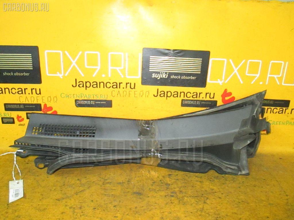 Решетка под лобовое стекло Honda Civic EU3 Фото 1