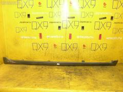 Порог кузова пластиковый ( обвес ) HONDA CIVIC EU3 Фото 1