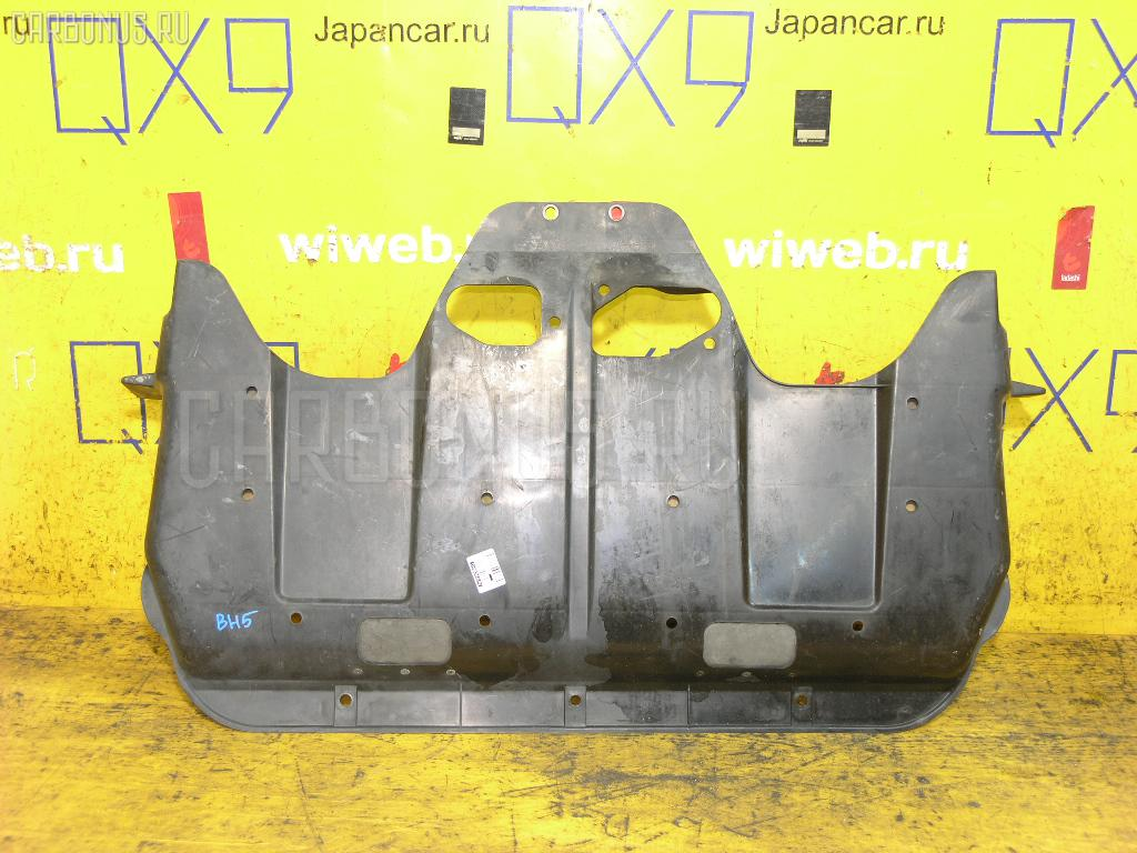Защита двигателя SUBARU LEGACY WAGON BH5 EJ206-TT. Фото 9