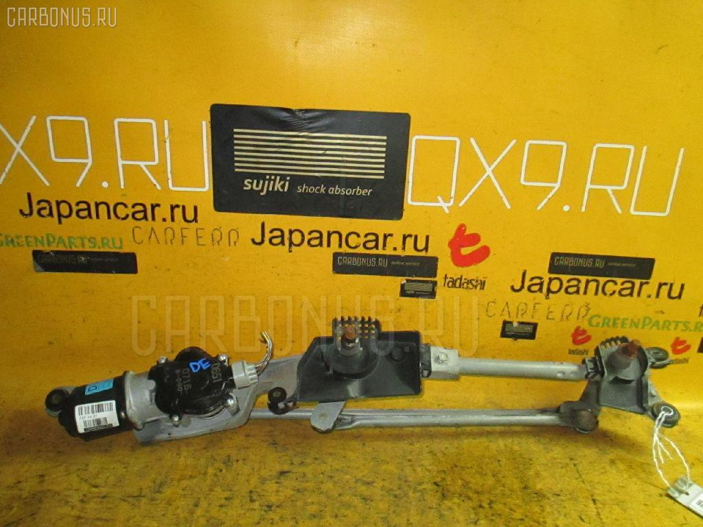 Мотор привода дворников MAZDA DEMIO DE5FS Фото 1
