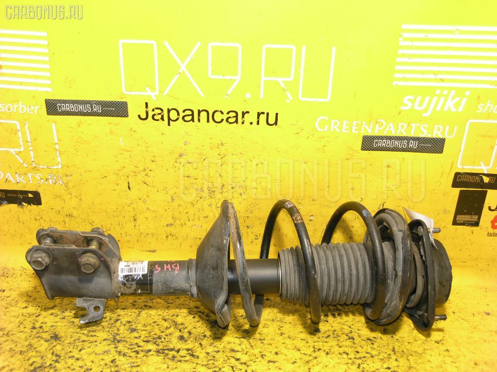 Стойка амортизатора Subaru Legacy wagon BH5 EJ206-TT Фото 1