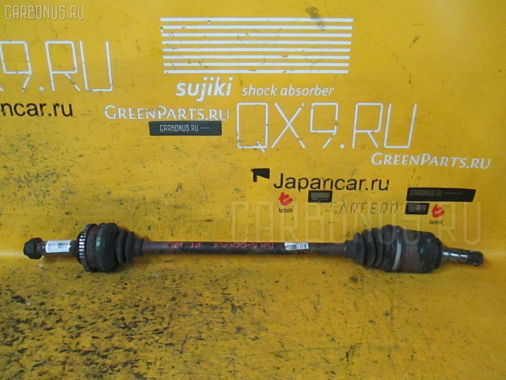 Привод SUBARU LEGACY WAGON BH5 EJ206-TT Фото 1