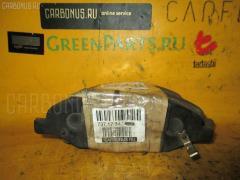 Тормозные колодки NISSAN MARCH AK12 CR12DE Фото 1