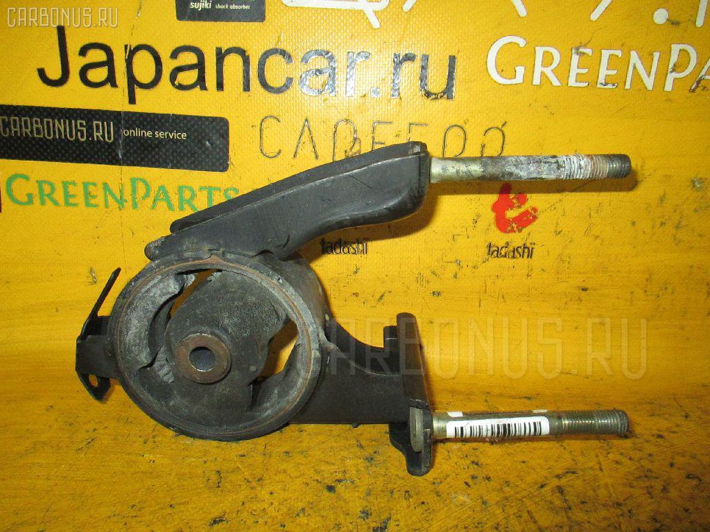 Подушка двигателя Toyota Funcargo NCP20 2NZ-FE Фото 1