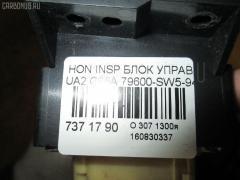 Блок управления климатконтроля Honda Inspire UA2 G25A Фото 3