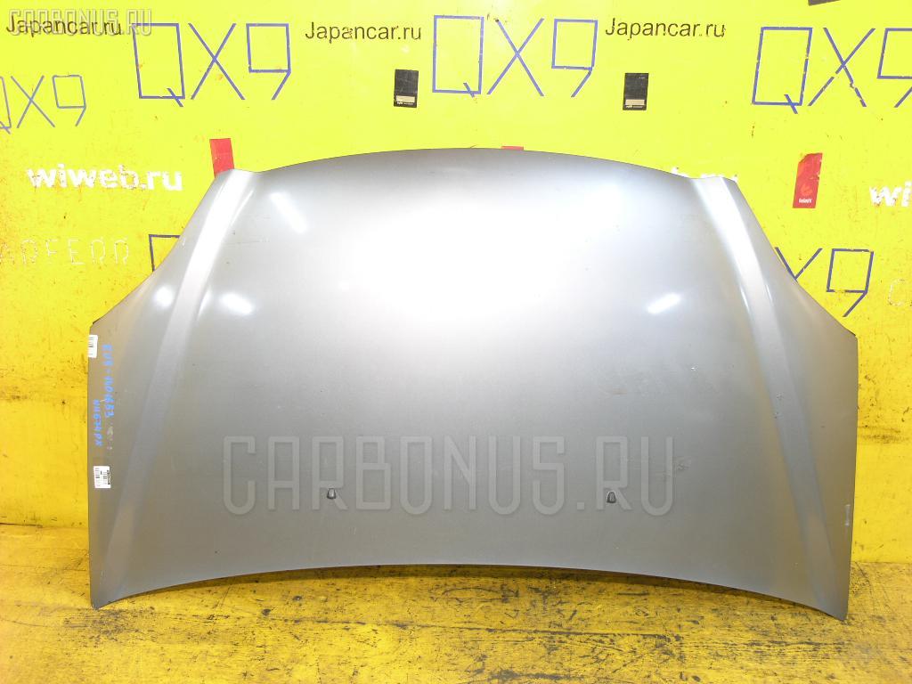 Капот Honda Civic EU3 Фото 1