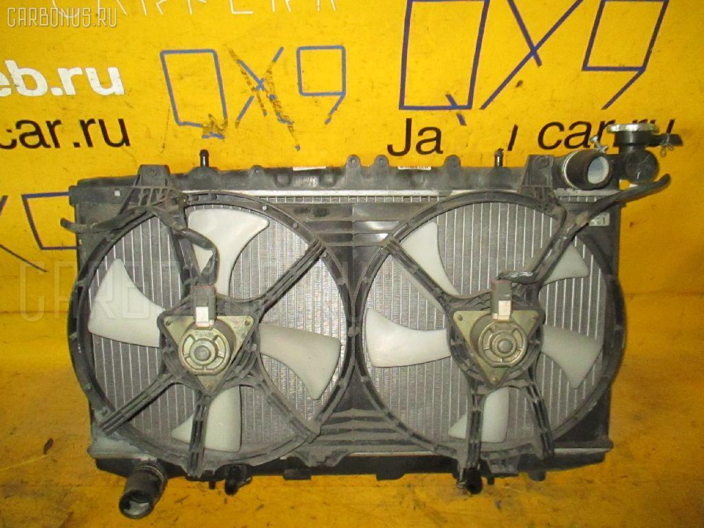 Радиатор ДВС Nissan Lucino FN15 GA15DE Фото 1