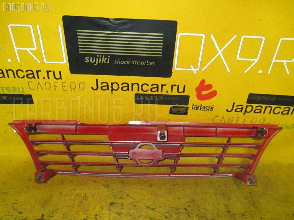 Решетка радиатора NISSAN LUCINO FN15 Фото 2