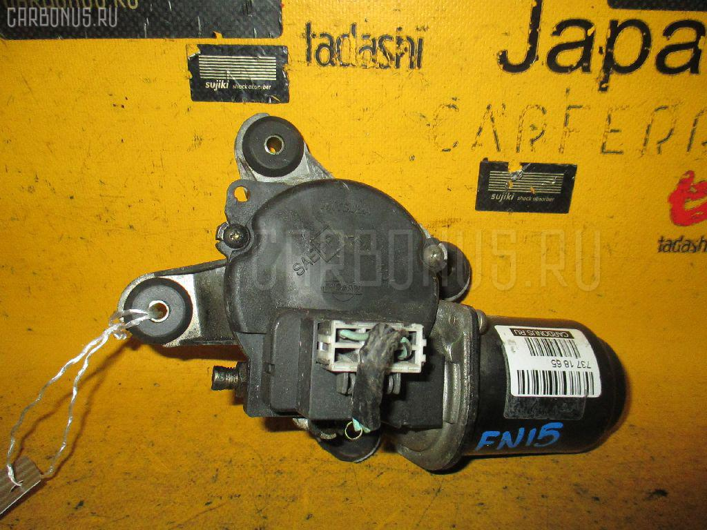 Мотор привода дворников NISSAN LUCINO FN15 Фото 1