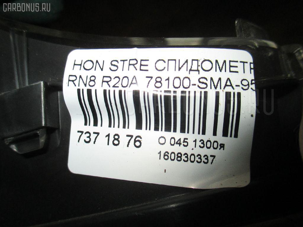 Спидометр HONDA STREAM RN8 R20A Фото 3