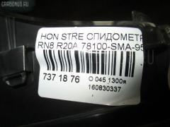 Спидометр 78100-SMA-9514-M1 на Honda Stream RN8 R20A Фото 3
