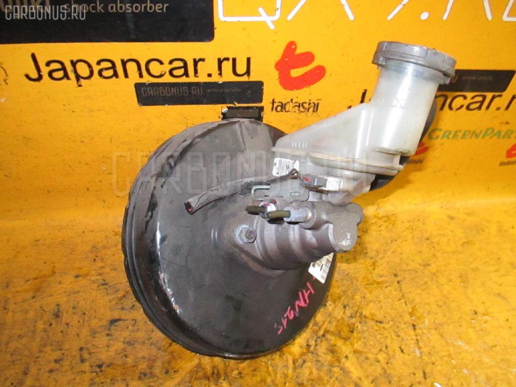 Главный тормозной цилиндр SUZUKI KEI HN21S K6A Фото 2