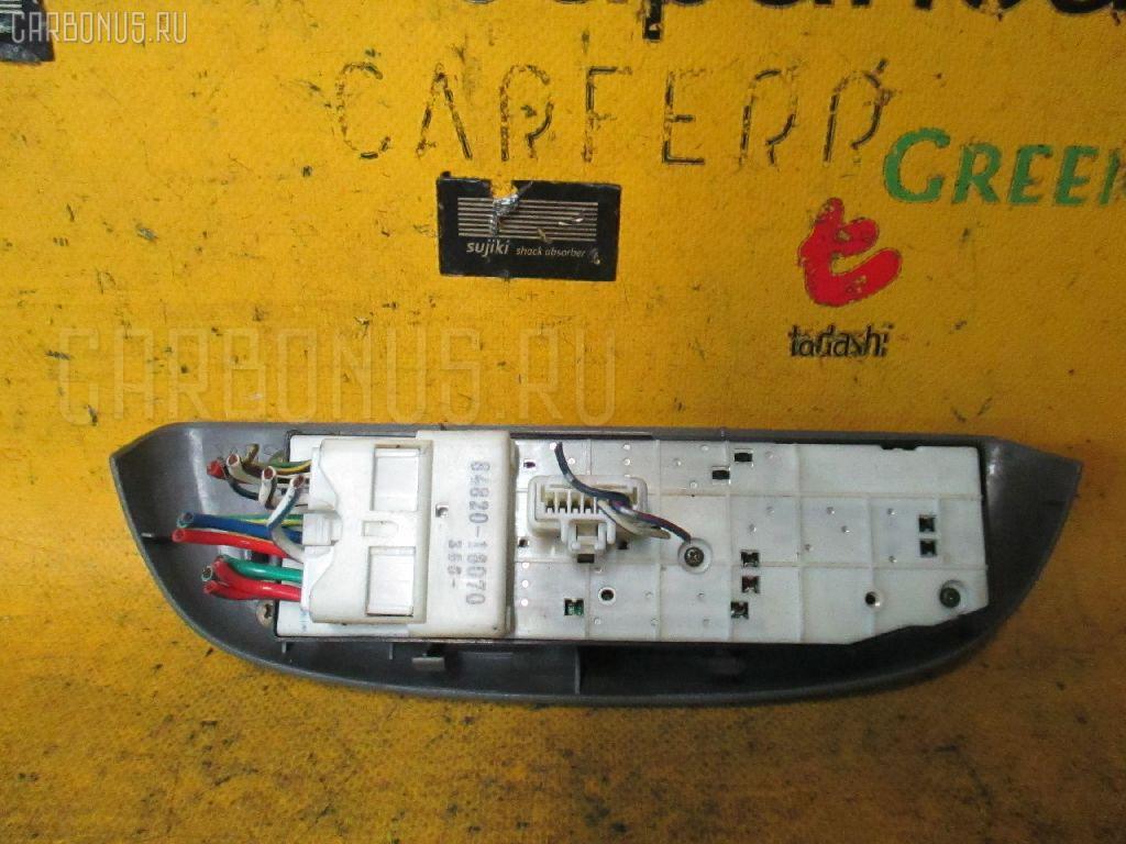 Блок упр-я стеклоподъемниками TOYOTA FUNCARGO NCP20 Фото 2