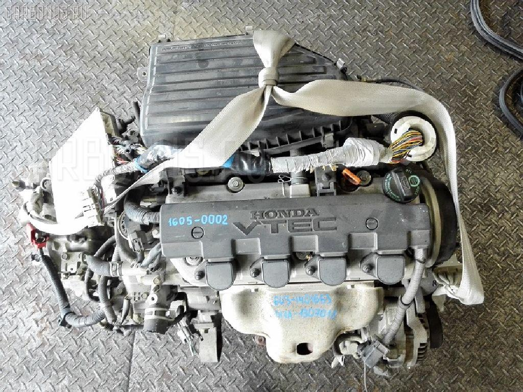 Двигатель Honda Civic EU3 D17A Фото 1