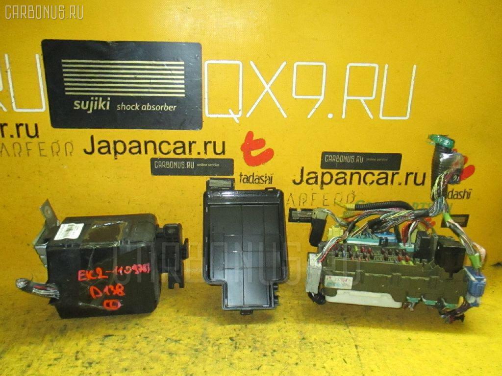 Блок предохранителей HONDA CIVIC EK2 D13B Фото 2