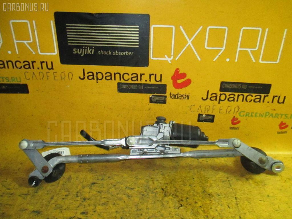 Мотор привода дворников TOYOTA PROBOX NCP50V Фото 2