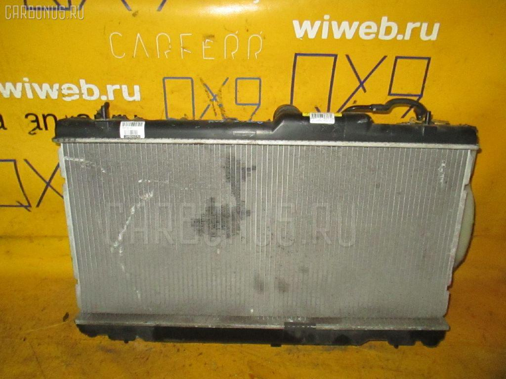 Радиатор ДВС SUBARU LEGACY B4 BE5 EJ206-TT. Фото 2