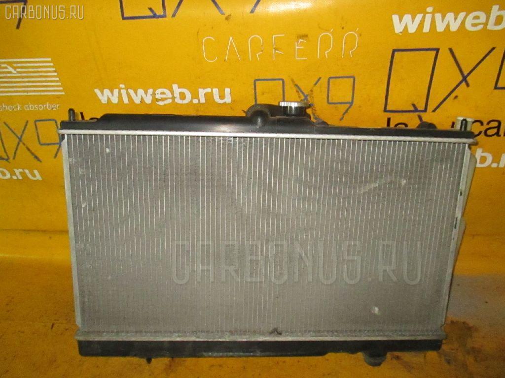 Радиатор ДВС MITSUBISHI LANCER CEDIA WAGON CS5W 4G93 Фото 1