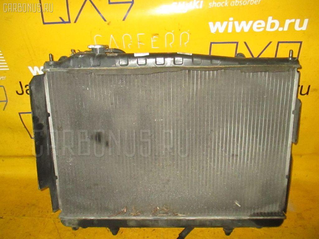 Радиатор ДВС NISSAN CEDRIC HY33 VG30DET Фото 1