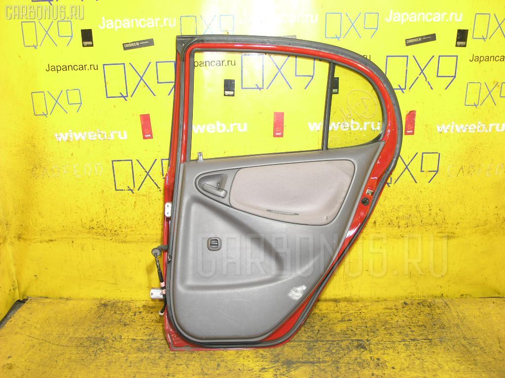 Дверь боковая TOYOTA PLATZ SCP11 Фото 2