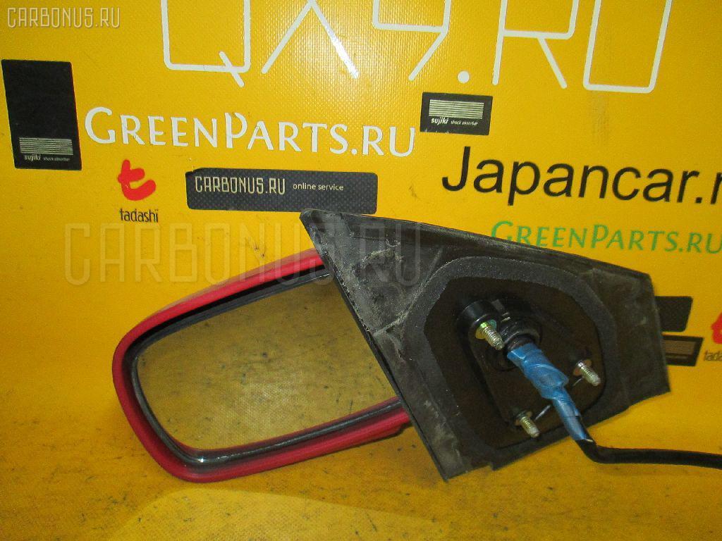 Зеркало двери боковой Toyota Platz SCP11 Фото 1