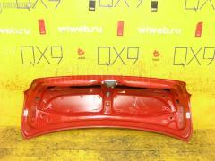 Крышка багажника TOYOTA PLATZ SCP11 Фото 2