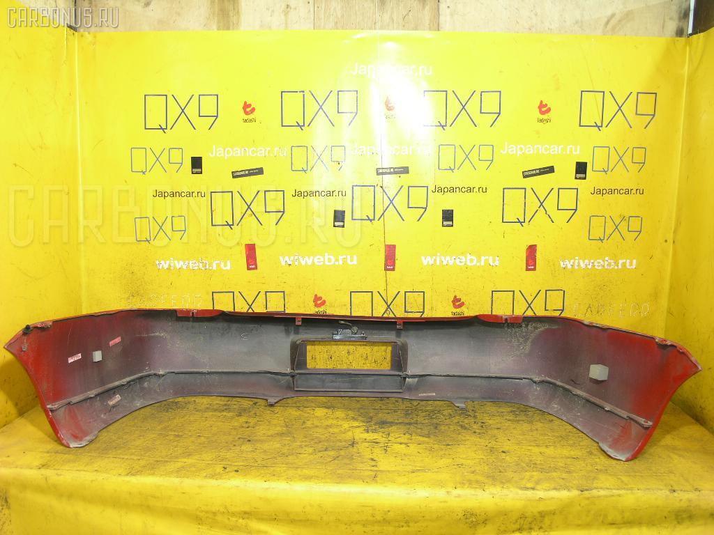 Бампер TOYOTA PLATZ SCP11 Фото 2