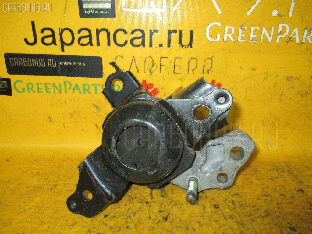 Подушка двигателя Toyota Platz SCP11 1SZ-FE Фото 1
