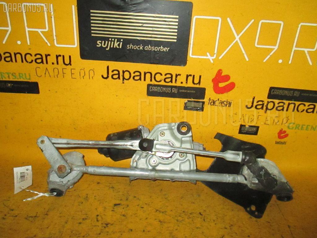 Мотор привода дворников TOYOTA PLATZ SCP11 Фото 2