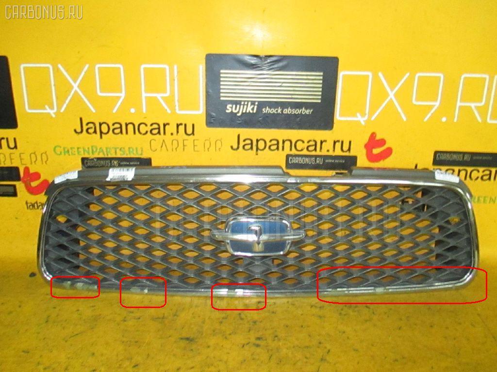 Решетка радиатора NISSAN GLORIA HY33. Фото 11