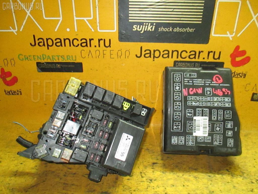 Блок предохранителей MITSUBISHI RVR N61W 4G93. Фото 1
