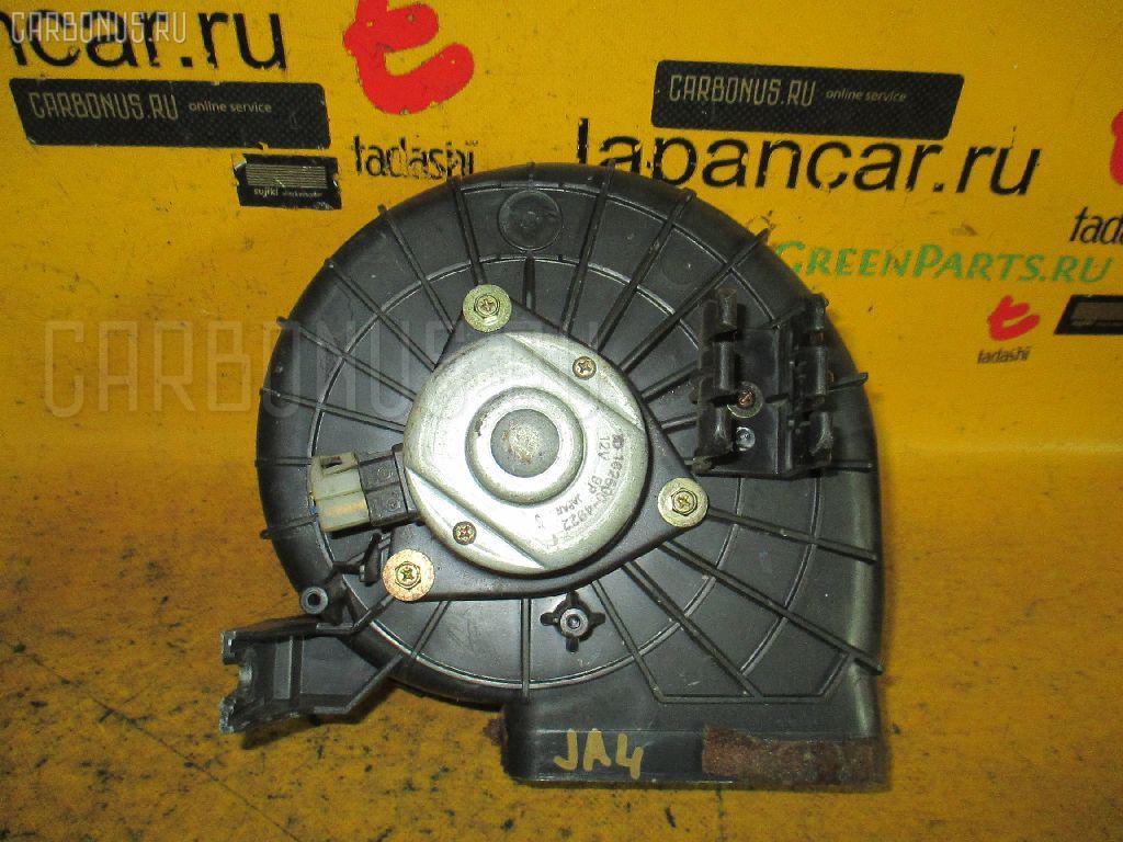 Мотор печки HONDA LIFE JA4 Фото 2
