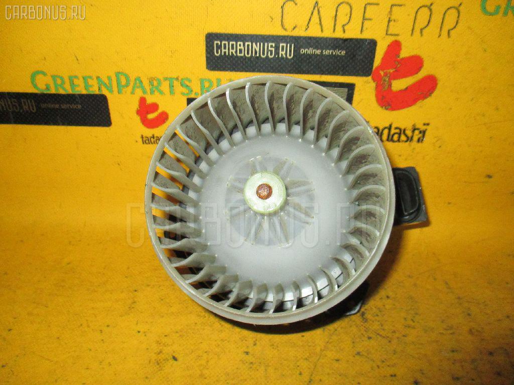 Мотор печки TOYOTA PASSO KGC10 Фото 2
