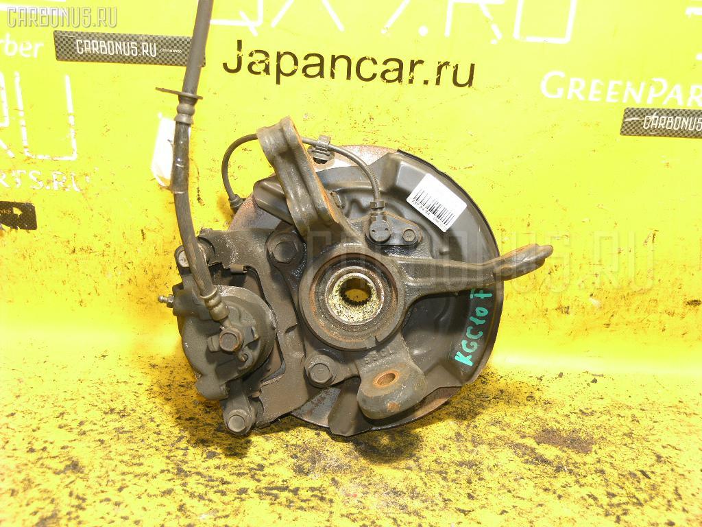 Ступица Toyota Passo KGC10 1KR-FE Фото 1