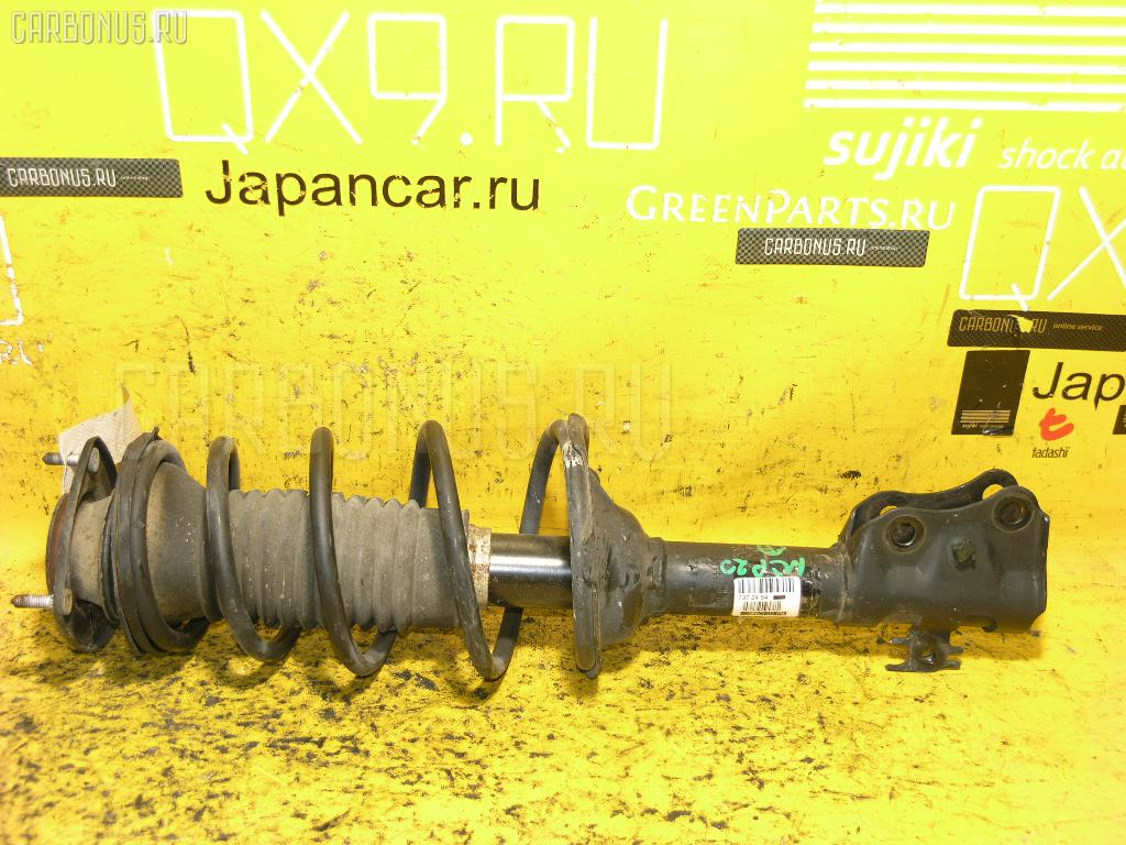 Стойка TOYOTA FUNCARGO NCP20 2NZ-FE Фото 1