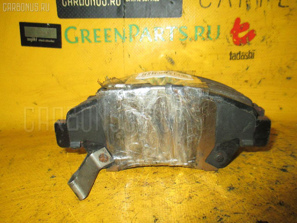 Тормозные колодки Honda Civic EU4 D17A Фото 1