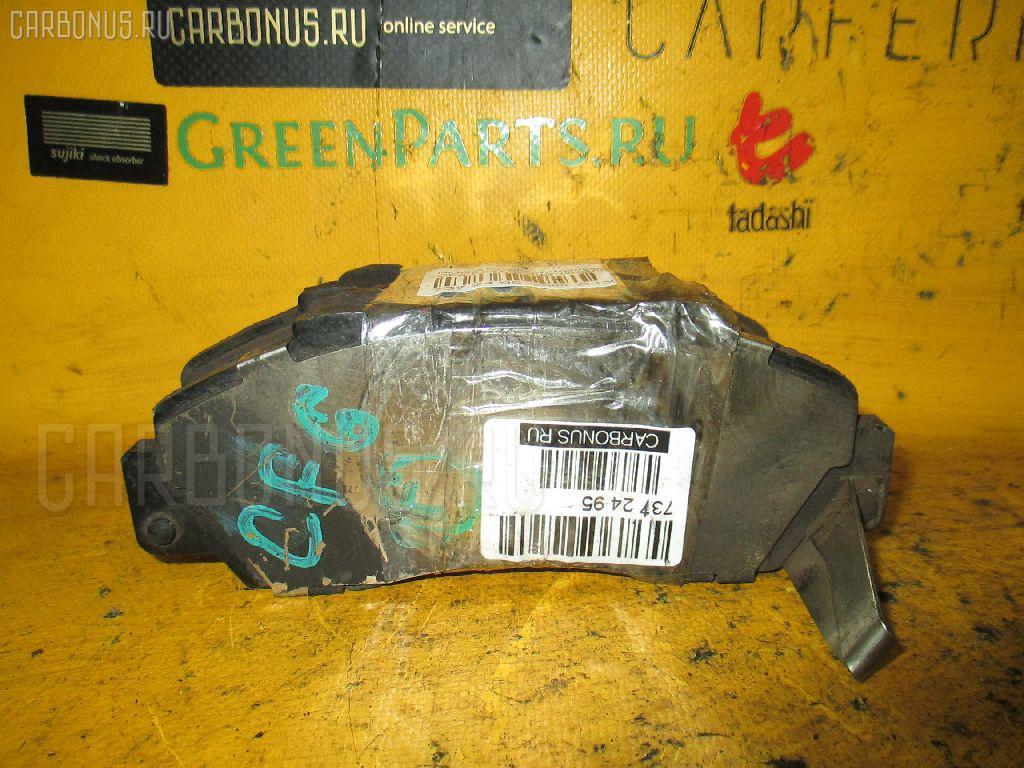 Тормозные колодки HONDA ACCORD WAGON CF6 F23A Фото 1