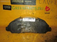 Тормозные колодки MITSUBISHI RVR N61W 4G93 Фото 1