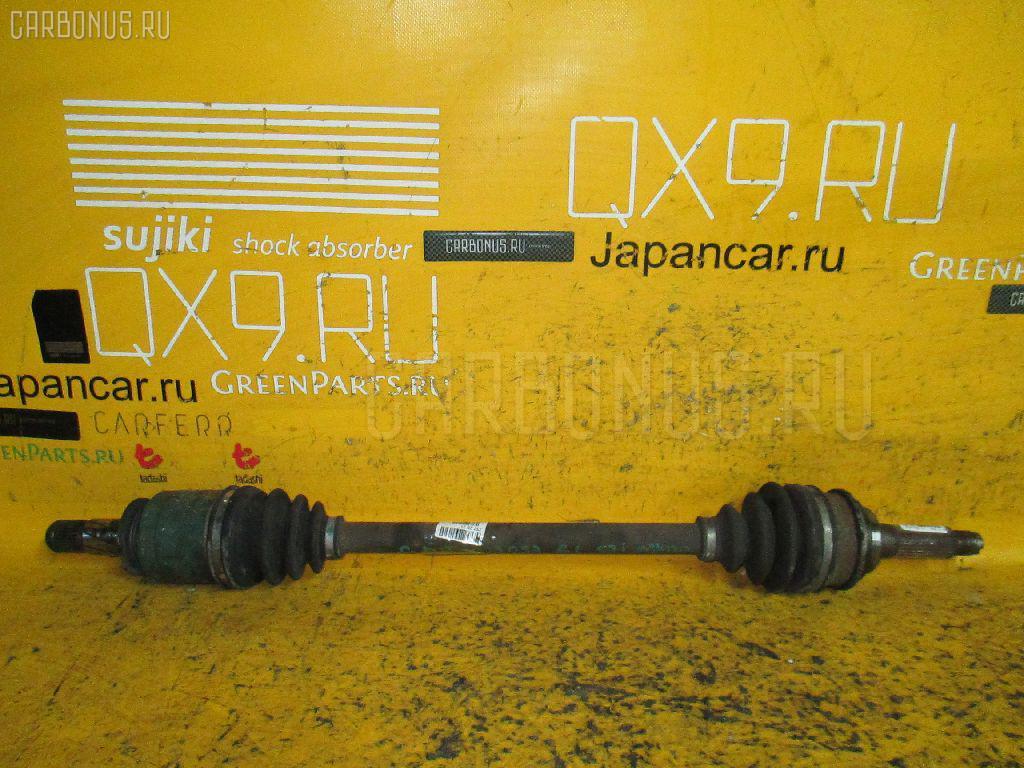 Привод Subaru Impreza wrx GDB EJ207 Фото 1