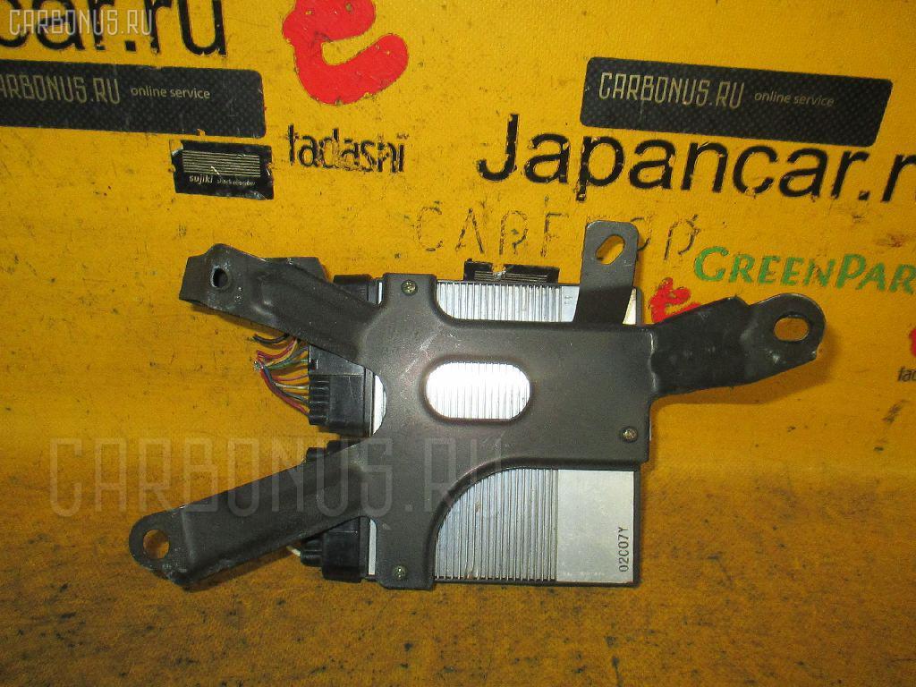 Блок управления инжекторами TOYOTA VEROSSA JZX110 1JZ-FSE Фото 2