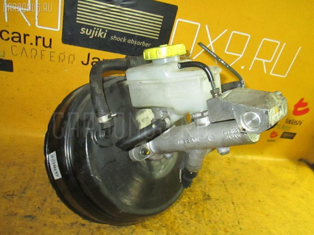 Главный тормозной цилиндр NISSAN CEDRIC HY34 VQ30DD. Фото 3