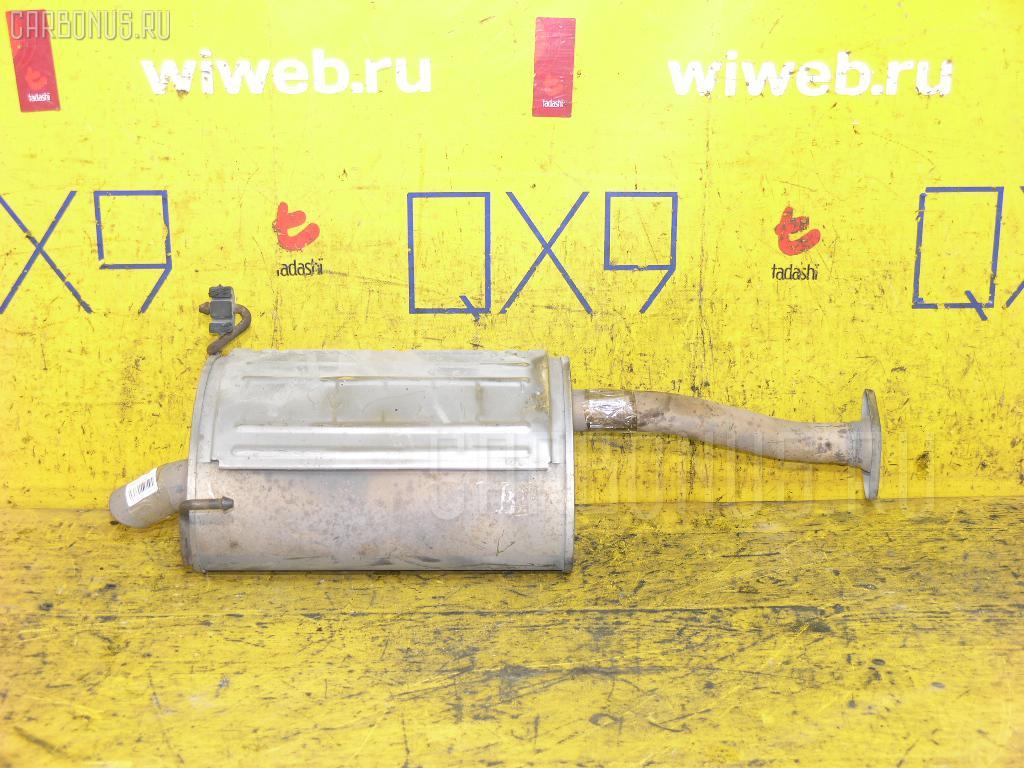 Глушитель HONDA CIVIC EU3 D17A Фото 1