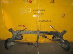 Балка подвески Honda Mobilio spike GK2 L15A Фото 3