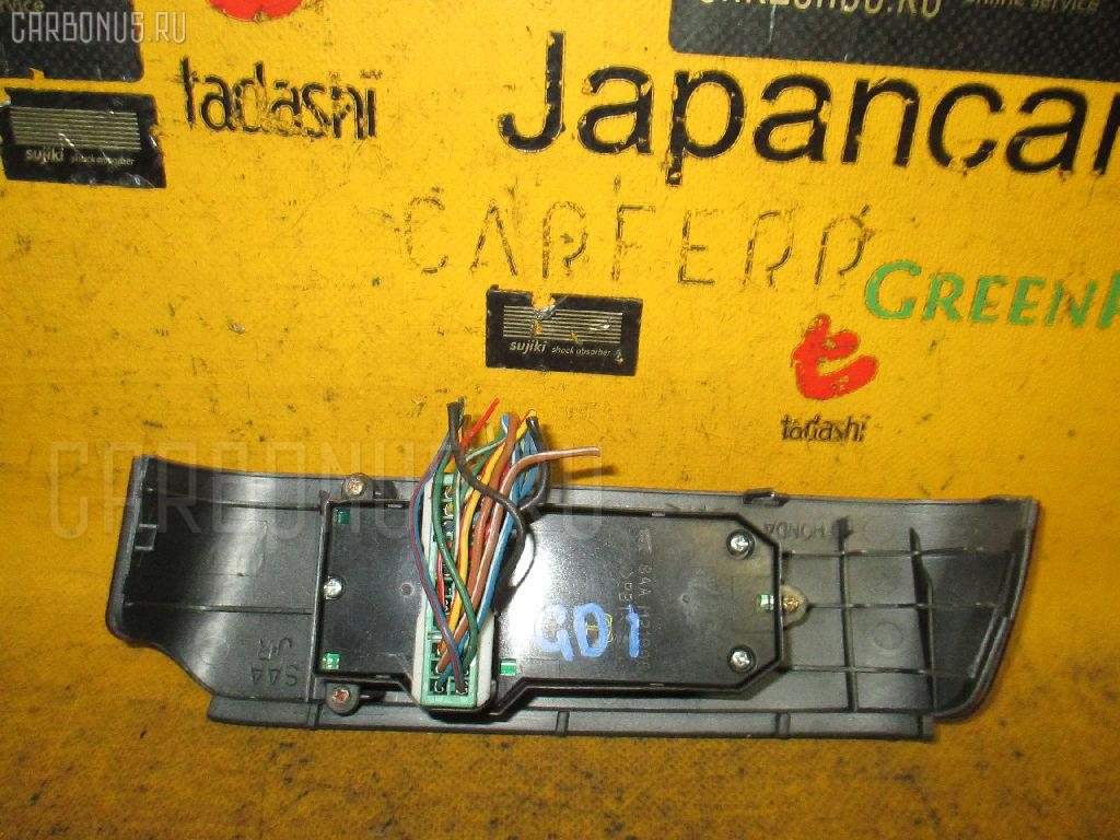 Блок упр-я стеклоподъемниками HONDA FIT GD1 Фото 2