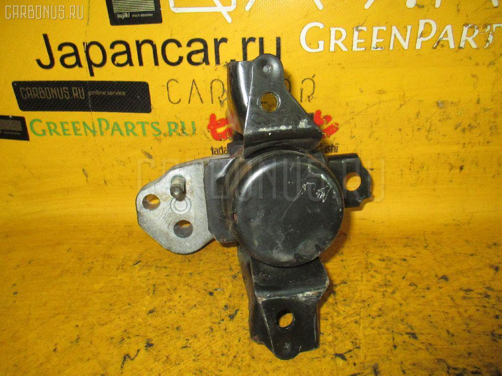 Подушка двигателя TOYOTA SIENTA NCP81G 1NZ-FE. Фото 5
