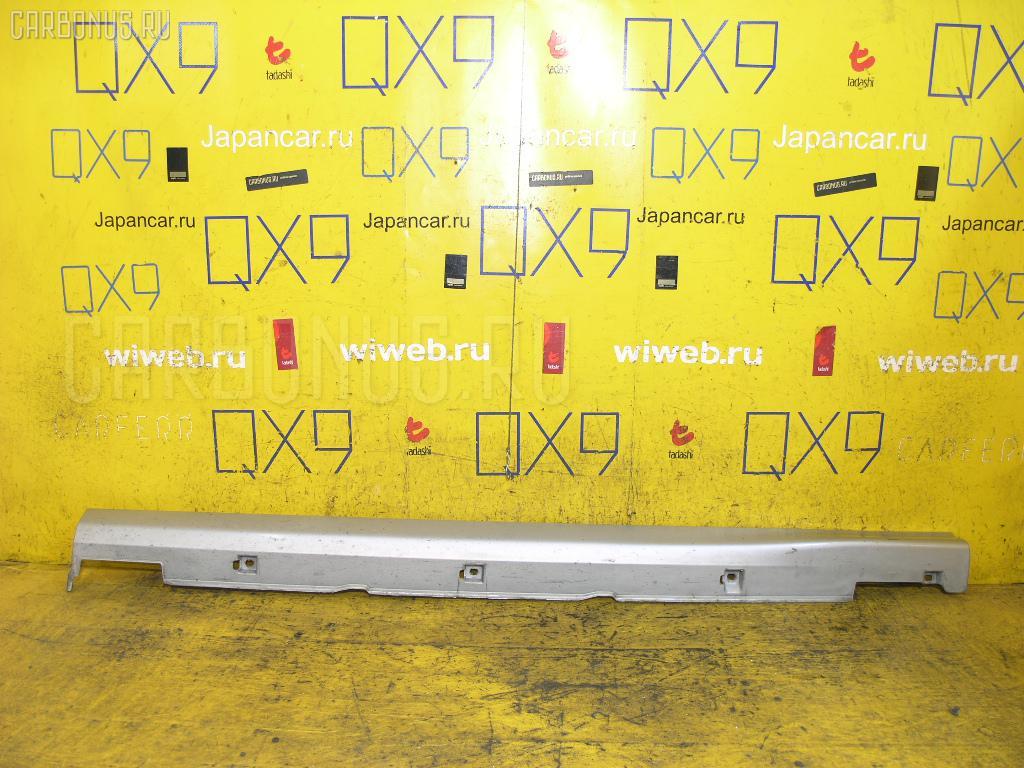 Порог кузова пластиковый ( обвес ) HONDA INTEGRA DC5 Фото 1