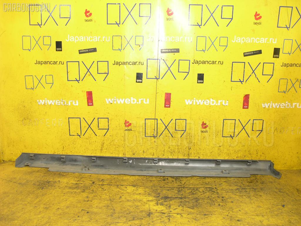 Порог кузова пластиковый ( обвес ) HONDA INTEGRA DC5. Фото 8