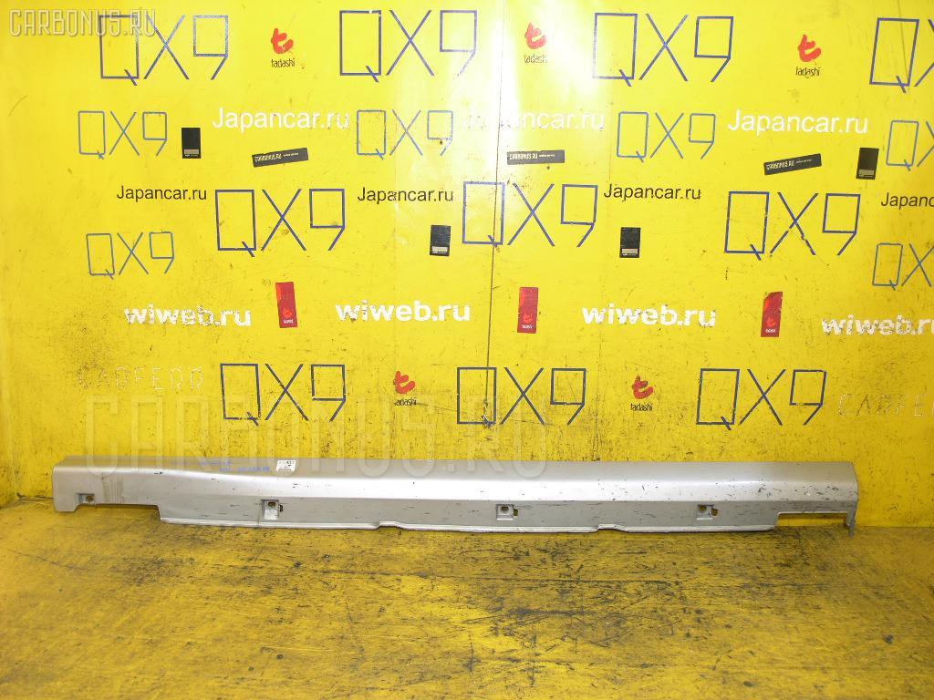 Порог кузова пластиковый ( обвес ) HONDA INTEGRA DC5. Фото 9